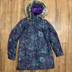 Obermeyer Puffer Thermore Winter Jacket Size 12
